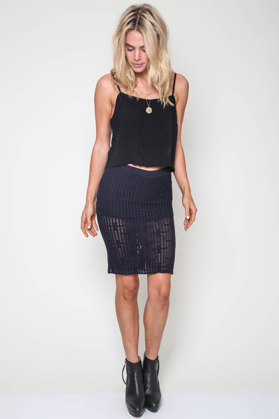 Freyja Skirt in Vessel