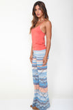 Grayson Knit Pant in Sea Air