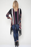 Holden Fringe Sweater in Reservoir