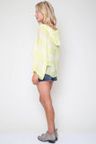 Kylie Poncho Top in Lemonade
