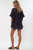 Sundance Cover-Up in Navy