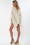 The Traveler Poncho in Skipping Stones 'LAST ONE'