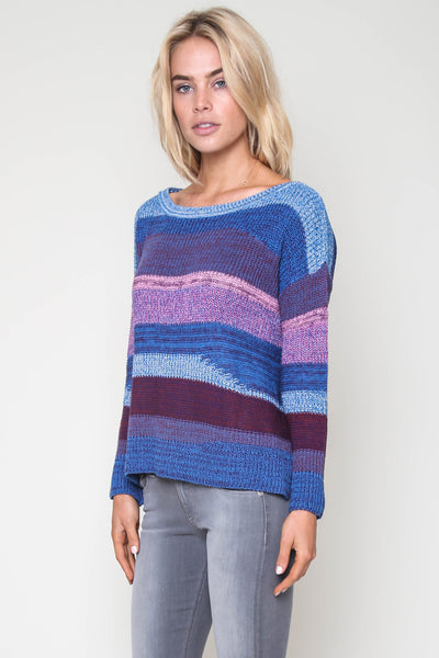 Tallie Pullover in Sahara Wind
