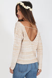 York Pullover in Gold Digger 'LAST ONE'