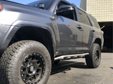 2014-2020 Toyota 4Runner 25 Degree Bolt On Rock Sliders