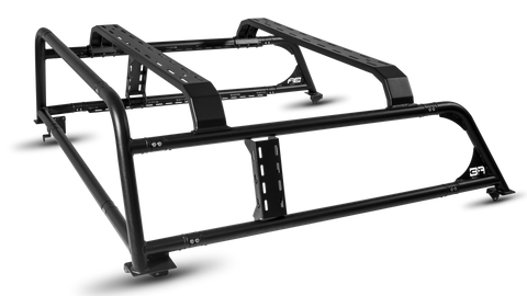 TOYOTA TACOMA SHORT BED OVERLAND RACK | 2016-2020