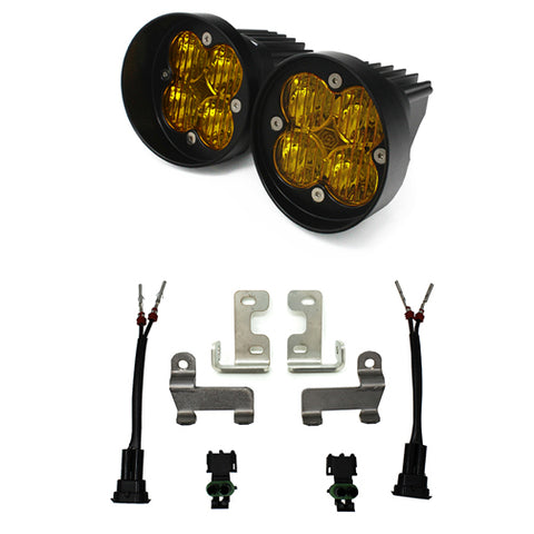 Baja Designs - Squadron SAE Fog Light Kit (Street Legal)