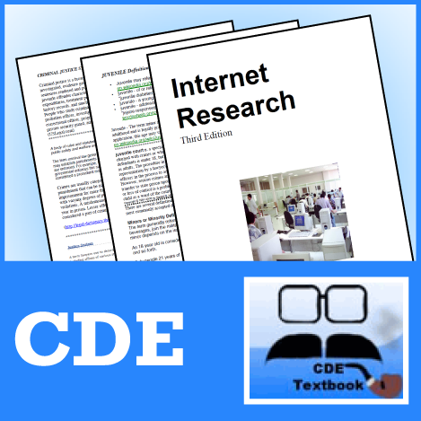 Internet Research by CDE - SpeechGeek Market