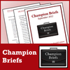 Champion Briefs 2013-14 LD Debate Subscription - SpeechGeek Market