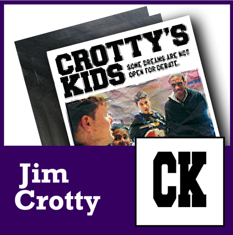Crotty's Kids DVD - SpeechGeek Market