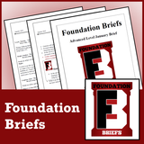 Foundation Briefs 2014-15 PF Subscription - SpeechGeek Market