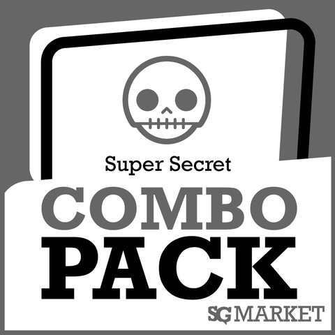 Super Secret Combo Pack