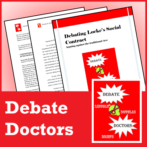 Debating Locke's Social Contract: Arguing Against the Traditional View - SpeechGeek Market