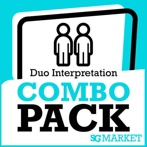 Duo Interp Script Package - SpeechGeek Market