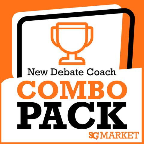 New Debate Coach Package - SpeechGeek Market