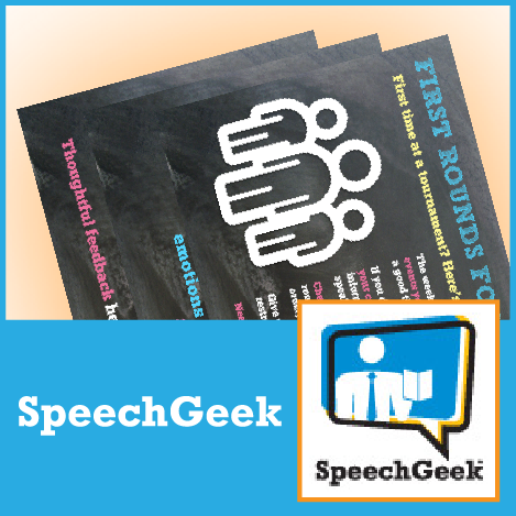 SpeechGeek: Intro to Individual Events PowerPoint - SpeechGeek Market