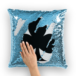 Clubs by UrbanGoat Sequin Cushion Cover