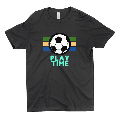 "Clubs ""PLAY TIME"" Unisex T-Shirt"