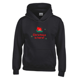 Clubs by UrbanGoat CHRISTMAS IS HERE Hoodies (Youth Sizes)