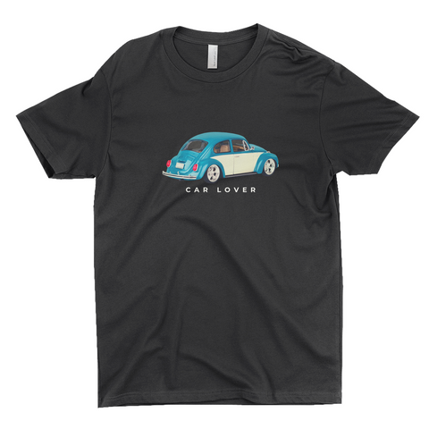 "Clubs ""CAR LOVER"" Unisex T-Shirt"