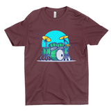 Clubs DRUM SET Unisex T-Shirt