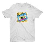 Clubs OLD CASSETTE GRAPHIC Unisex T-Shirt