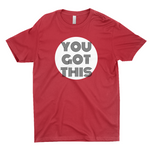 "Clubs ""YOU GOT THIS"" Unisex T-Shirt"