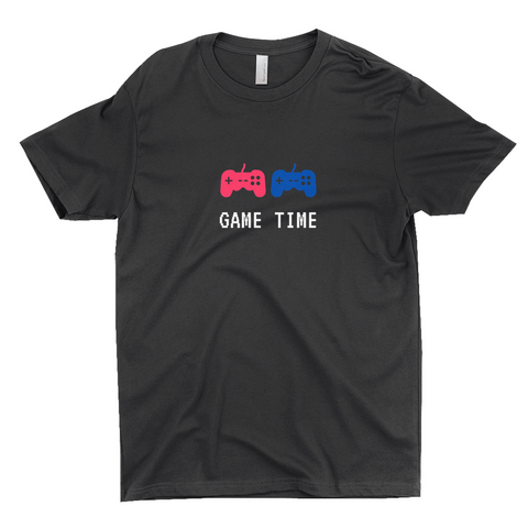 "Clubs ""GAME TIME"" Unisex T-Shirt"