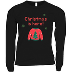 Clubs by UrbanGoat CHRISTMAS IS HERE! Long Sleeve Shirt