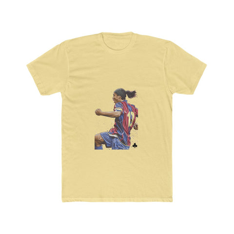 Clubs Ronaldinho Men's Cotton Crew Tee