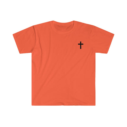 JC By UrbanGoat Cross - Fitted Short Sleeve Tee