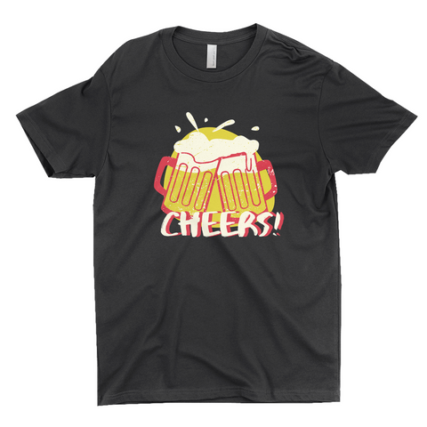 "Clubs ""CHEERS"" Unisex T-Shirt"