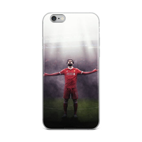 "Clubs by UrbanGoat ""Mo Salah"" iPhone Case"