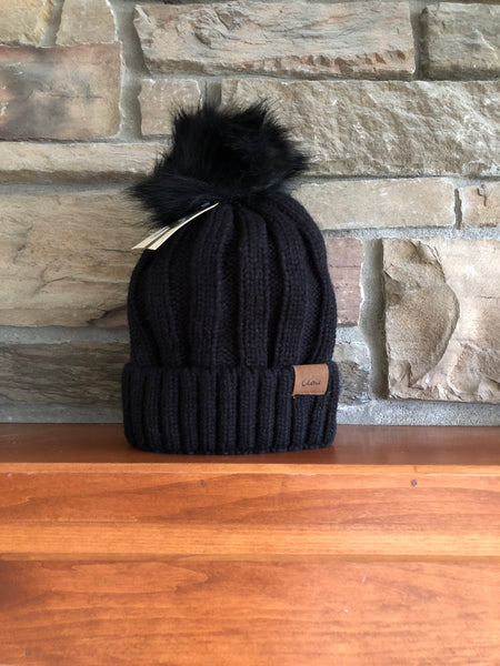 Single Pom Hat