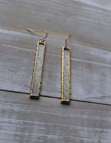 """Above the Bar"" Earrings"