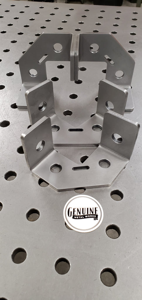 "4"" Genuine Speed Squares X4"