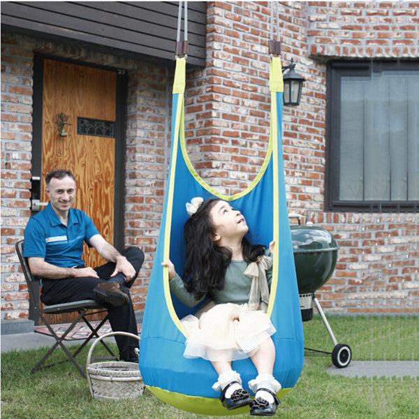YONTREE 1 Pc Blue Baby Patio Swings