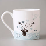 fine bone china mug fishy tales