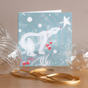 CHRISTMAS CARDS | 8 Mixed Designs | Winter Wonder Collection