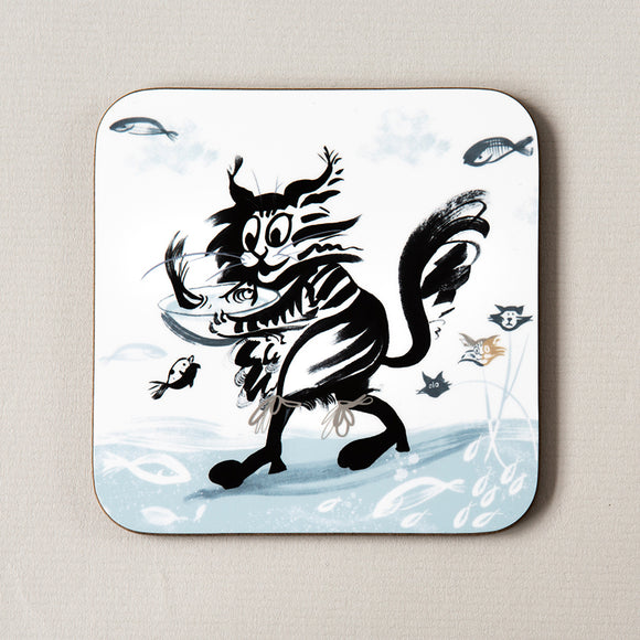 COASTER – FISH PIE ('Fishy Tales' collection)