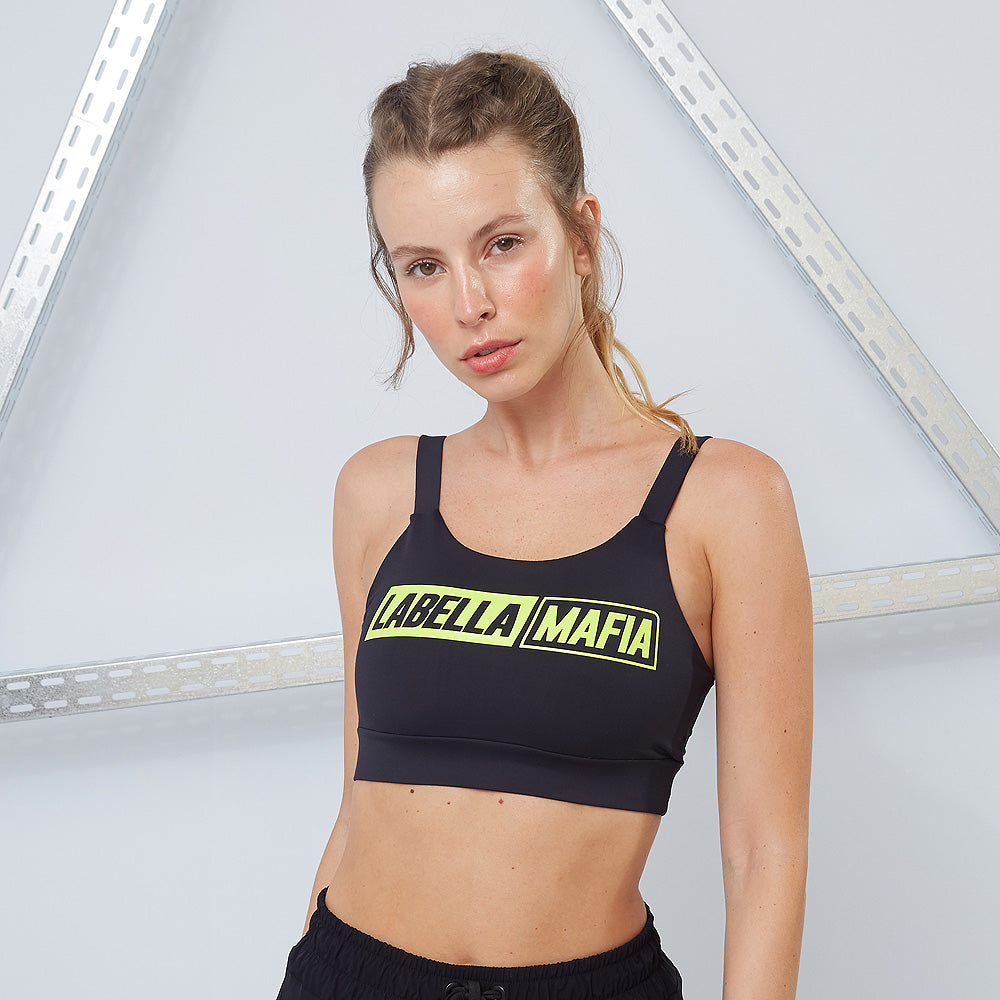 ESSENTIALS SPORTS BRA 21030