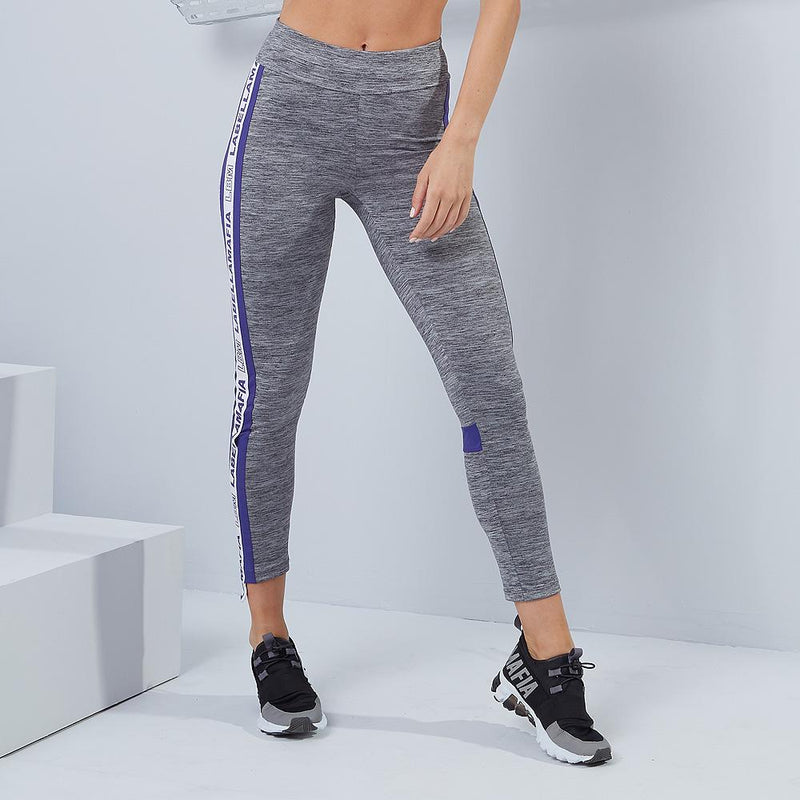 COLOR BLOCK LEGGING 20754