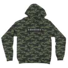 Load image into Gallery viewer, Camouflage Exception Hoodie