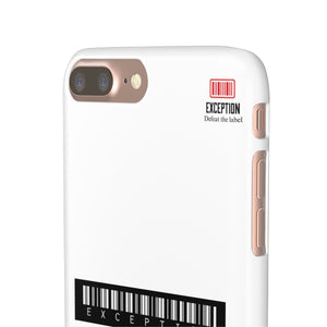 iPhone Exception DTL Phone Case