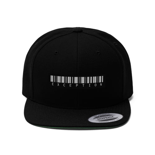 Exception Flat Snap Back