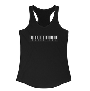 Women's Racerback Exception Tank
