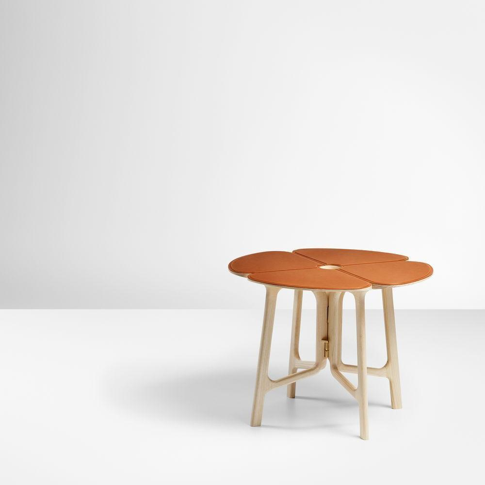 Concertina Table by Raw Edges