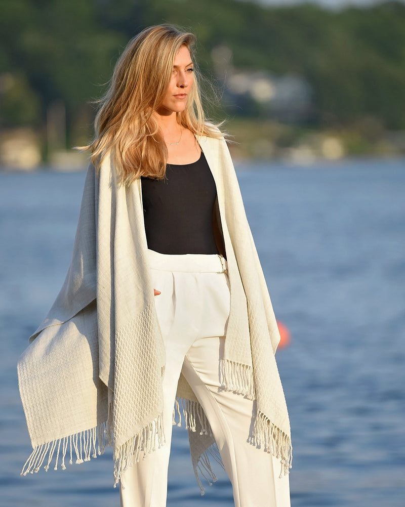 Sea Salt Travel Wrap
