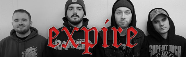 EXPIRE - BRIDGE NINE RECORDS