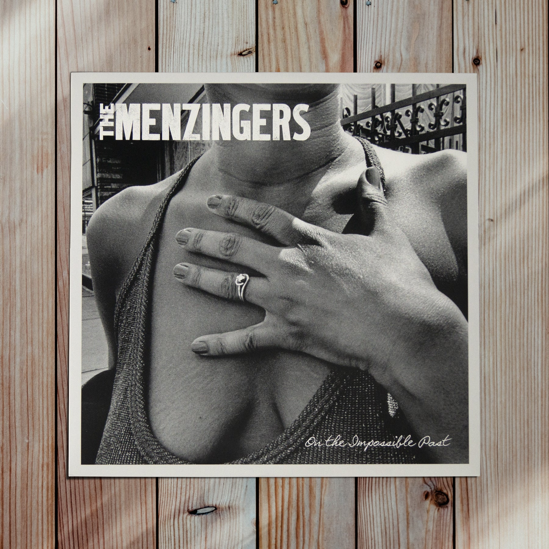 THE MENZINGERS - ON THE IMPOSSIBLE PAST - 12 VINYL